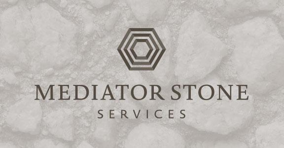 Mediator Stone Services Logo